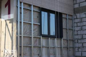 Фотоотчёт о строительстве ЖК Олимп - Октябрь 2019