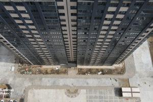 Фотоотчёт о строительстве ЖК Олимп - Сентябрь 2020