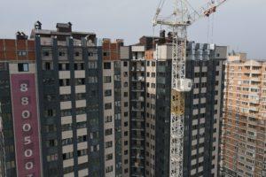 Видеоотчёт о строительстве ЖК Олимп - Сентябрь 2020