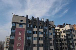 Видеоотчёт о строительстве ЖК Олимп - Октябрь 2020